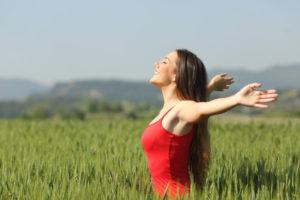 Ein gesundes Leben durch eine freie Atmung