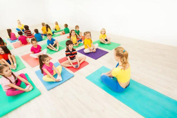 Ab wann ist Yoga für Kinder geeignet