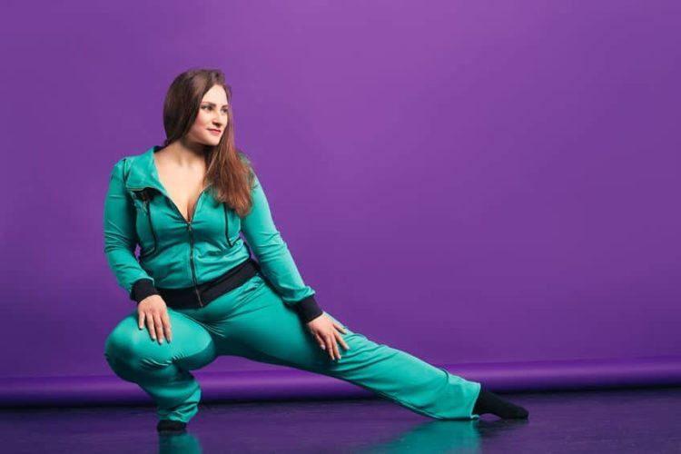 Curvy Yoga Übergewicht