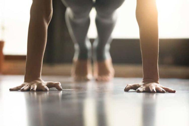 Ist Yoga Muskelaufbau für mich geeignet