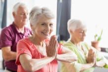 Senioren-Yoga